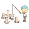 タコ釣りゲーム
