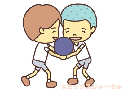 ボール運びc2