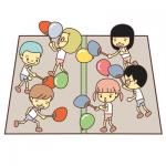 風船パタパタゲーム