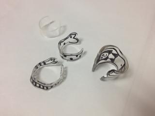 プラ版指輪