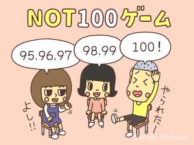 NOT100ゲーム