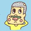 鼻の下エンピツ