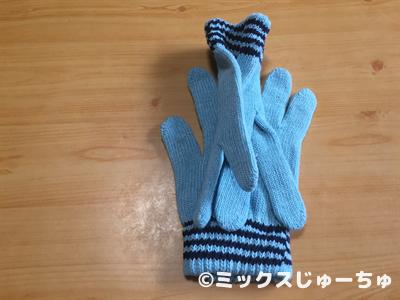 手袋人形の作り方3