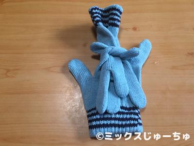手袋人形の作り方4
