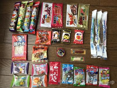 10円駄菓子