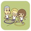子どものチームで遊ぶレクリエーションゲーム